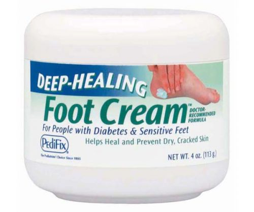 PediFix Deep Healing Foot Cream 4 oz