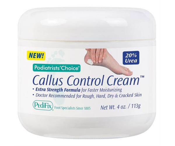 PediFix Callus Control Cream 4 oz